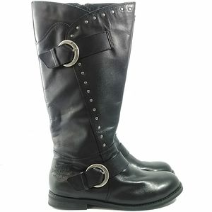 Harley-Davidson Women Sapphire Motorcycle Boots7.5